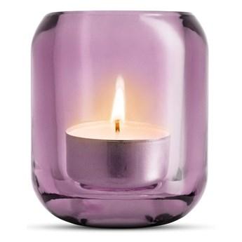 Świecznik Tealight 2 szt., fioletowy, Eva Solo