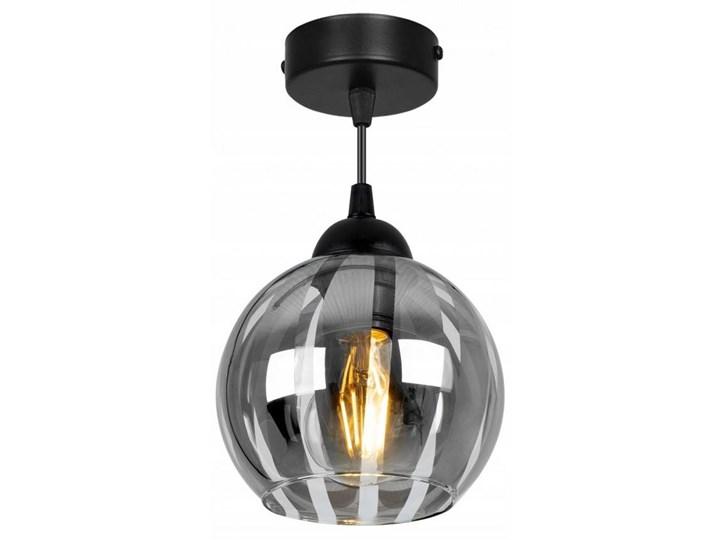 Nowoczesna Lampa Wisząca z Oryginalnym Kloszem ze Szkła Szkło Lampa z kloszem Kategoria Lampy wiszące Funkcje Brak dodatkowych funkcji