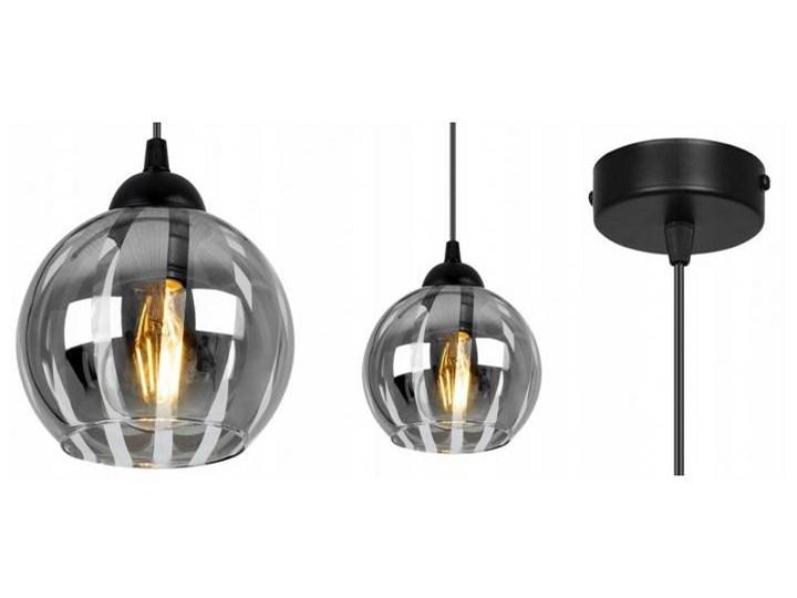 Nowoczesna Lampa Wisząca z Oryginalnym Kloszem ze Szkła Lampa z kloszem Szkło Funkcje Brak dodatkowych funkcji Kategoria Lampy wiszące