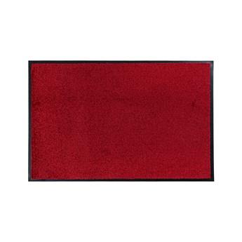 Wycieraczka Wejściowa z możliwością prania w pralce Kolor Czerwony Memphis 67001 60 x 80 cm