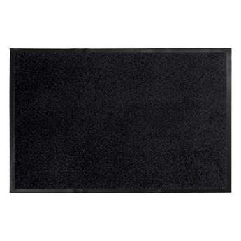 Wycieraczka Wejściowa z możliwością prania w pralce Kolor Czarny Memphis 67015 40 x 60 cm