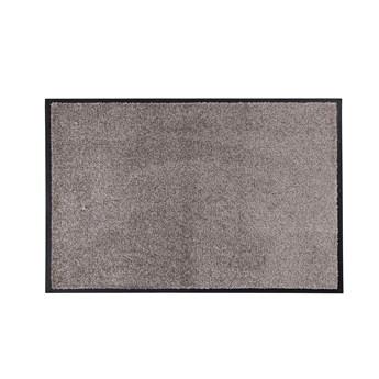 Wycieraczka Wejściowa z możliwością prania w pralce Kolor Szary Beżowy Memphis 67013 60 x 80 cm