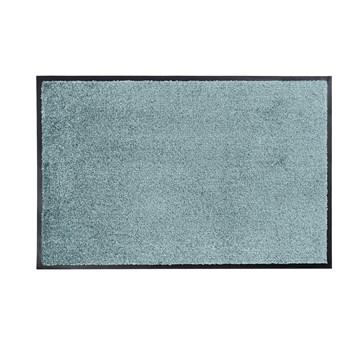 Wycieraczka Wejściowa z możliwością prania w pralce Kolor Zielony Miętowy Memphis 67018 40 x 60 cm