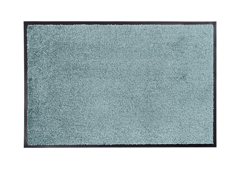 Wycieraczka Wejściowa z możliwością prania w pralce Kolor Zielony Miętowy Memphis 67019 60 x 80 cm