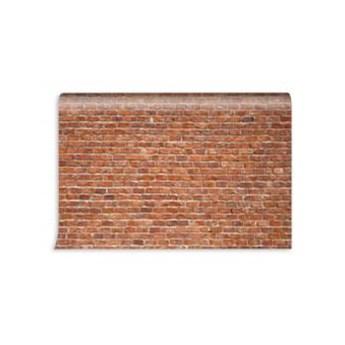 tapeta cegły czerwone