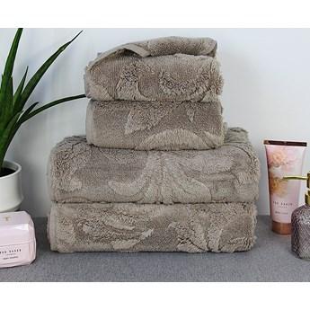 Ręcznik Allure bezowy