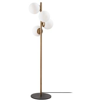 SELSEY Lampa stojąca Spinoza x4 złota