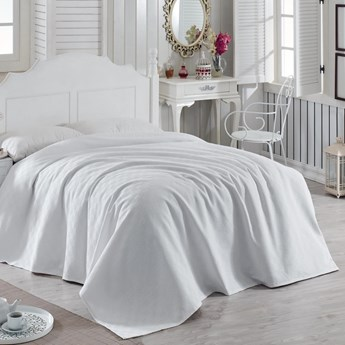 SELSEY Narzuta Simpeli 200x240 cm biała