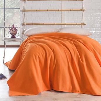 SELSEY Narzuta Simpeli 160x240 cm pomarańczowa