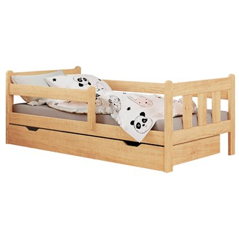 SELSEY Łóżko dziecięce Getarra drewniane