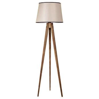SELSEY Lampa stojąca Maidirred jasnobeżowa