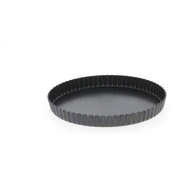 Stalowa forma do pieczenia de Buyer Pie Pan, ø 24 cm