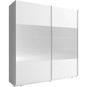 Szafa przesuwna Mika I 150cm biały - Meb24.pl