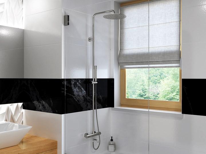 Kolumna prysznicowa Corsan Lugo CMN016 Wyposażenie Z drążkiem