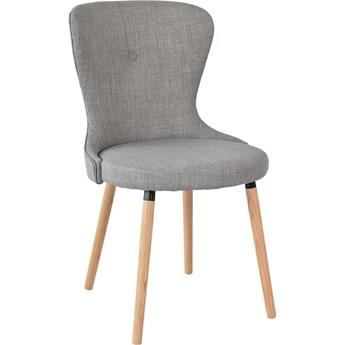 Krzesło Boogie 95 cm szare