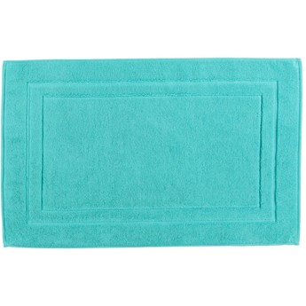 Mata łazienkowa Cawo Classic Turquoise