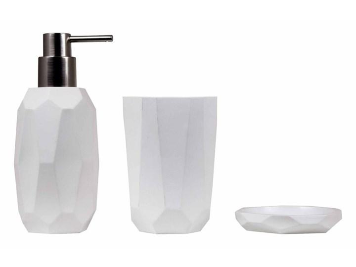 Mydelniczka Sorema Dynamic White Mydelniczki Kolor Biały Kategoria Mydelniczki i dozowniki