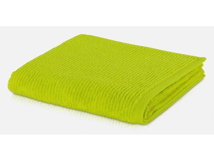 Ręcznik Moeve Elements Uni Apple Kategoria Ręczniki 80x180 cm Bawełna 50x100 cm Frotte 30x50 cm Kolor Zielony