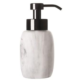 Dozownik do mydła Sorema Marble Silver