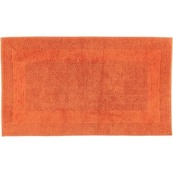Dywanik łazienkowy Cawo Luxus Orange