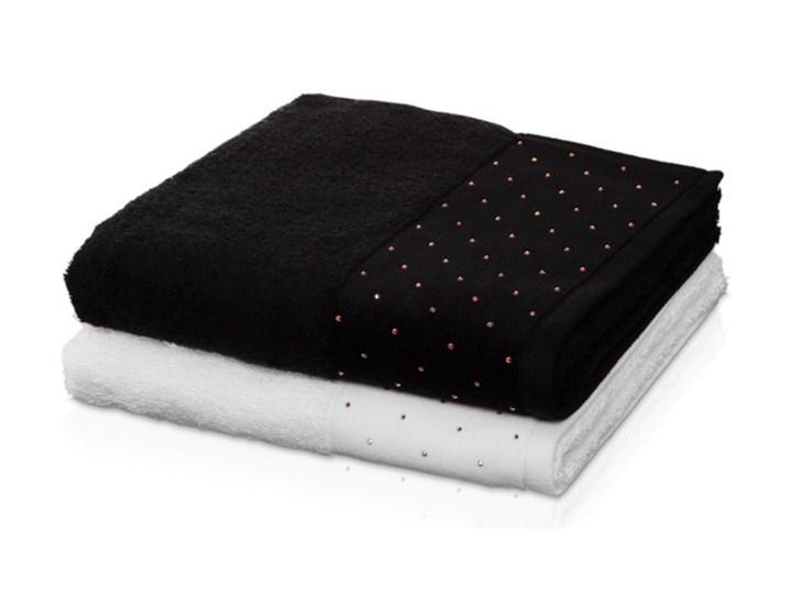 Ręcznik Moeve Crystal Snow 30x50 cm 50x100 cm Kategoria Ręczniki 80x150 cm Bawełna Kolor Szary