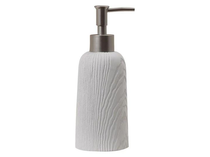 Dozownik do mydła Sorema Craft White Dozowniki Kategoria Mydelniczki i dozowniki Kolor Biały