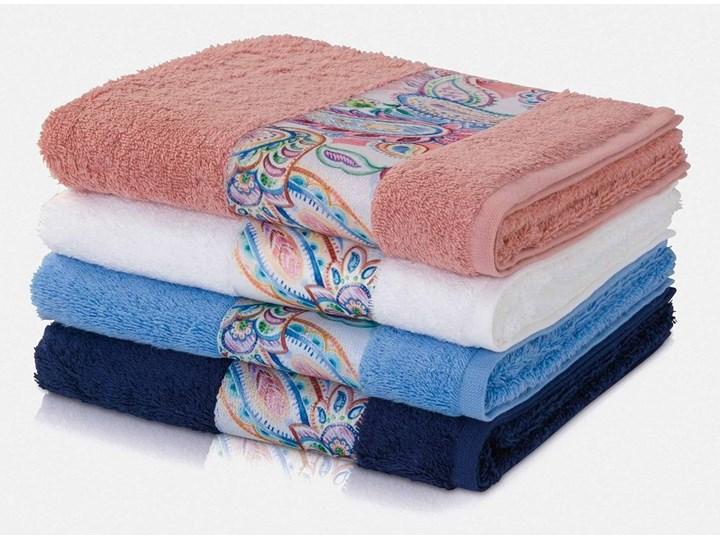 Ręcznik Moeve St. Tropez Rosette Frotte 50x100 cm Kategoria Ręczniki Bawełna Kolor Różowy
