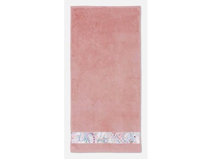 Ręcznik Moeve St. Tropez Rosette Bawełna Frotte 50x100 cm Kategoria Ręczniki Kolor Różowy