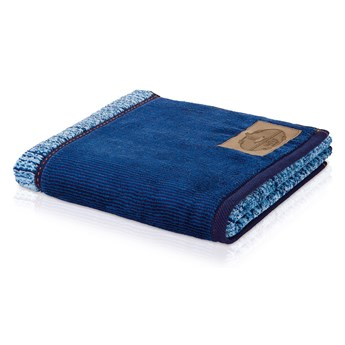 Ręcznik Moeve Denim Ombre stripes