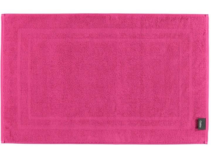 Mata łazienkowa Cawo Classic Pink Bawełna 50x80 cm Kategoria Dywaniki łazienkowe