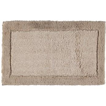 Dywanik łazienkowy Cawo Luxury Two-Tone Sand