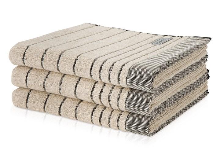 Ręcznik Moeve Eden Horizontal Stripes Ręcznik do rąk 50x100 cm 80x150 cm Bawełna Len Ręcznik do sauny Ręcznik kąpielowy Kategoria Ręczniki