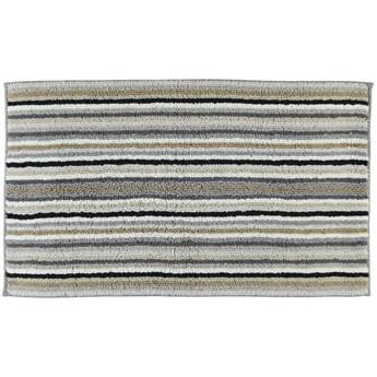 Dywanik łazienkowy Cawo Life Style Strip Grey