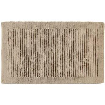 Dywanik łazienkowy Ręcznie Tkany Cawo Noblesse Sand