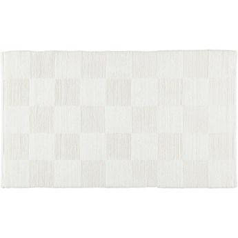 Dywanik łazienkowy Cawo Karo White