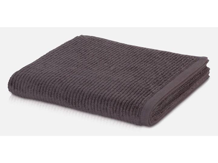 Ręcznik Moeve Elements Uni Graphite 50x100 cm Bawełna Frotte 30x50 cm 80x180 cm Kategoria Ręczniki