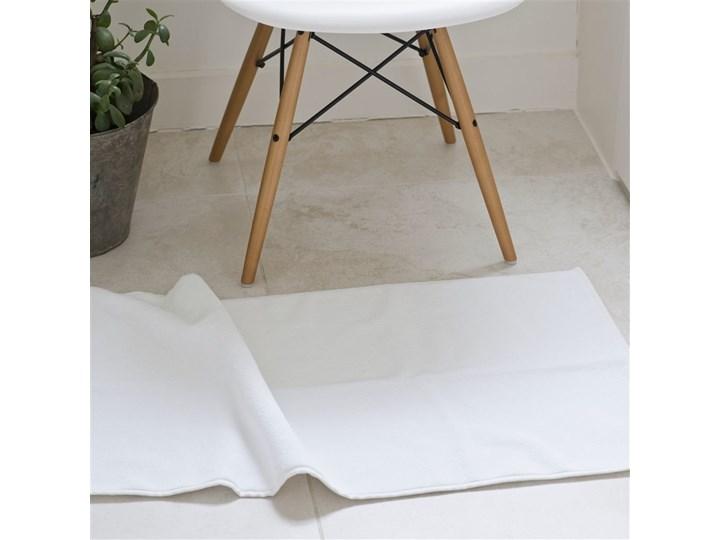 Dywanik łazienkowy Designers Guild Coniston Alabaster 50x90 cm Kategoria Dywaniki łazienkowe Bawełna Kolor Biały