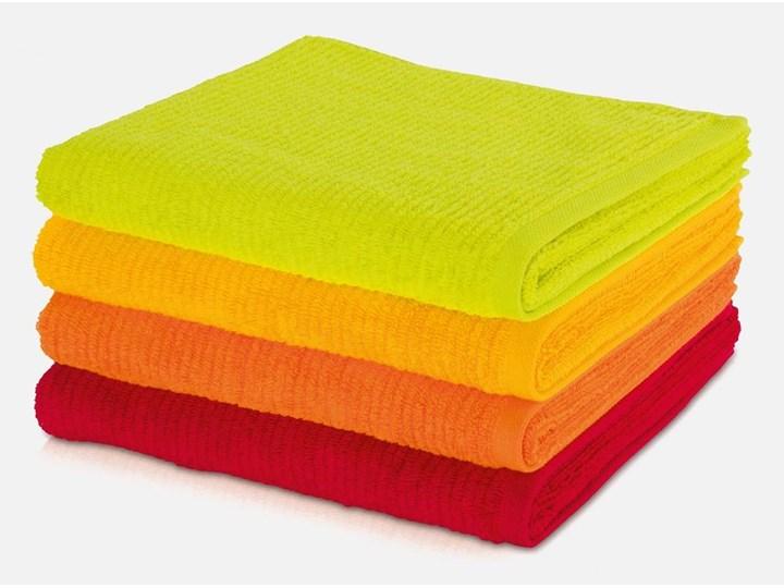 Ręcznik Moeve Elements Uni Orange 30x50 cm 50x100 cm 80x180 cm Kolor Pomarańczowy Frotte Bawełna Kategoria Ręczniki