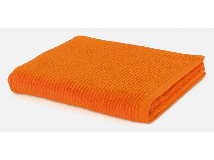 Ręcznik Moeve Elements Uni Orange 50x100 cm 30x50 cm 80x180 cm Bawełna Frotte Kolor Pomarańczowy