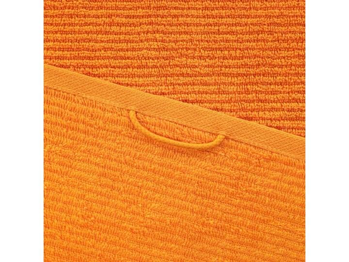 Ręcznik Moeve Elements Uni Orange 50x100 cm Frotte Bawełna 80x180 cm 30x50 cm Kolor Pomarańczowy