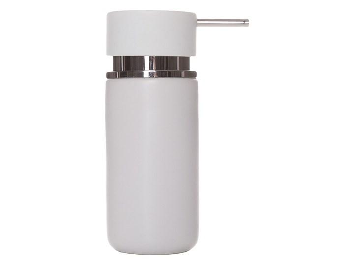Dozownik do mydła Sorema Optima White Dozowniki Kategoria Mydelniczki i dozowniki Ceramika Kolor Biały