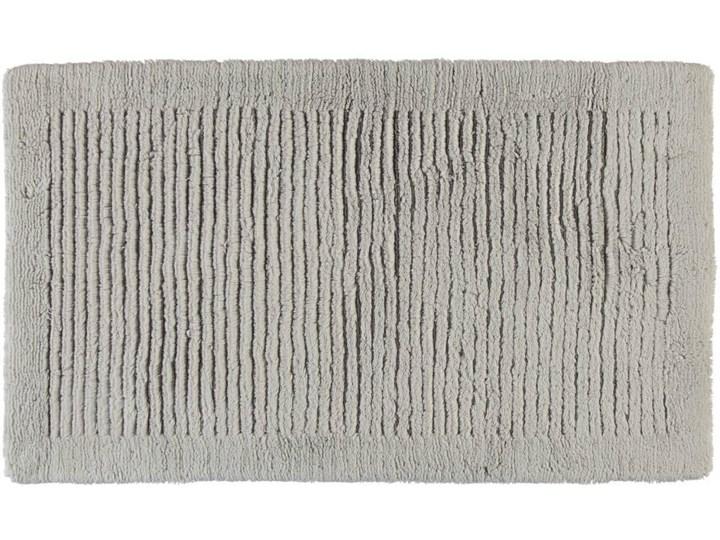Dywanik łazienkowy Ręcznie Tkany Cawo Noblesse Silver Bawełna 60x100 cm 60x60 cm 70x120 cm Kategoria Dywaniki łazienkowe