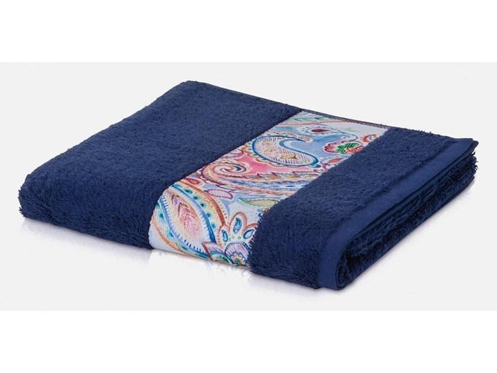 Ręcznik Moeve St. Tropez Deep Sea 50x100 cm Bawełna Kategoria Ręczniki Frotte Kolor Granatowy