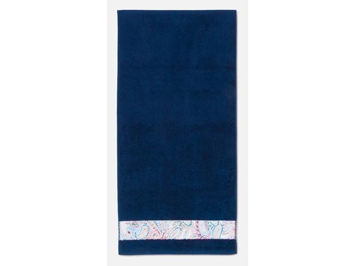 Ręcznik Moeve St. Tropez Deep Sea Frotte Kategoria Ręczniki 50x100 cm Bawełna Kolor Granatowy