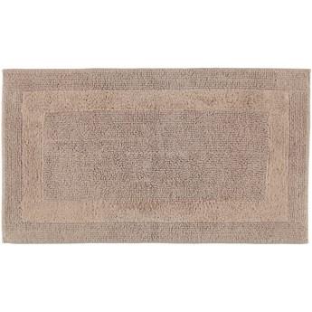 Dywanik łazienkowy Cawo Luxus Sand