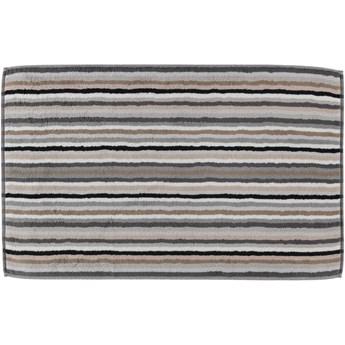 Mata łazienkowa Cawo Life Style Strip Grey