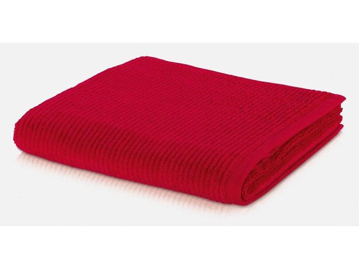 Ręcznik Moeve Elements Uni Ketchup 50x100 cm Frotte Bawełna 30x50 cm 80x180 cm Kategoria Ręczniki Kolor Czerwony