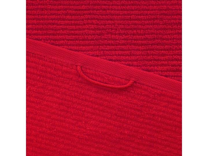 Ręcznik Moeve Elements Uni Ketchup 80x180 cm Kategoria Ręczniki 50x100 cm 30x50 cm Frotte Bawełna Kolor Czerwony