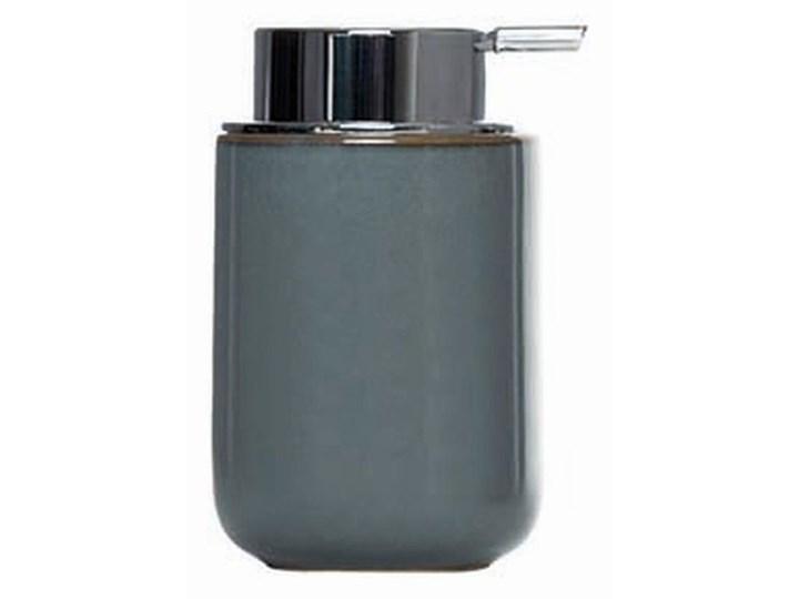 Dozownik do mydła Sorema Sal Magnetic Grey Dozowniki Ceramika Mydelniczki Kategoria Mydelniczki i dozowniki Kolor Zielony