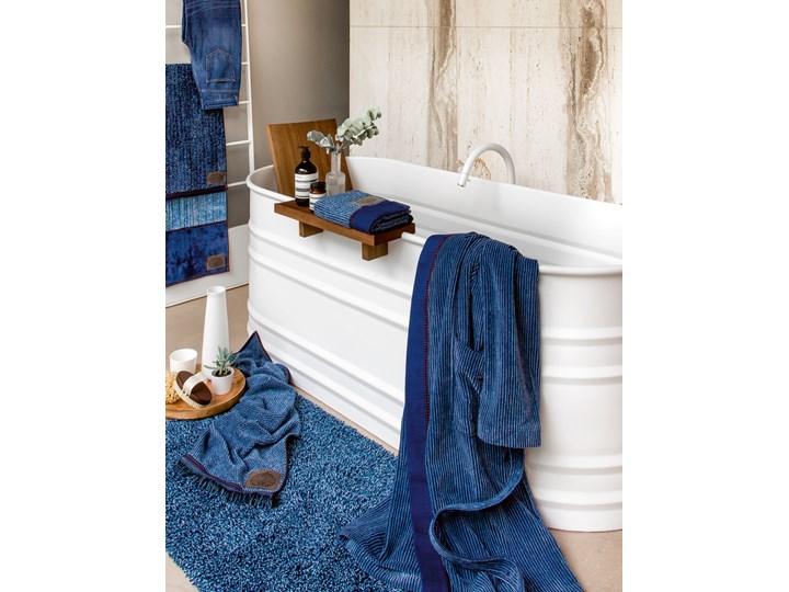 Ręcznik Moeve Denim Herringbone Bawełna 80x150 cm Kategoria Ręczniki 30x50 cm 50x100 cm Kolor Szary